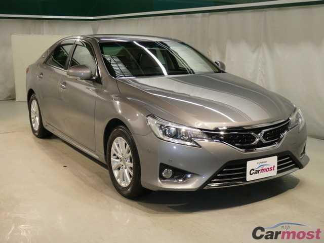 2014 Toyota Mark X CN 01147977