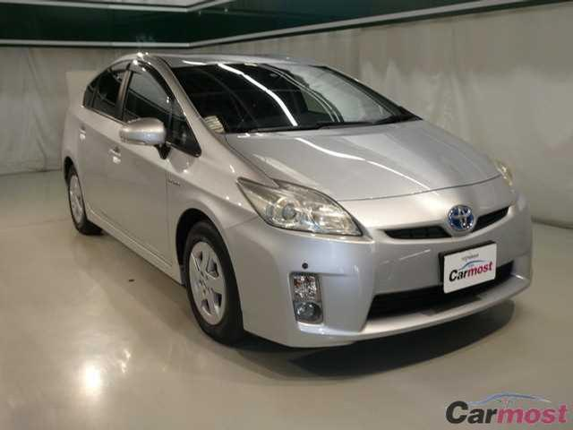 2009 Toyota Prius CN 01149694 (Reserved)