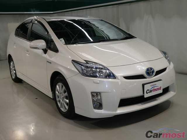 2011 Toyota Prius CN 01321381 (Reserved)