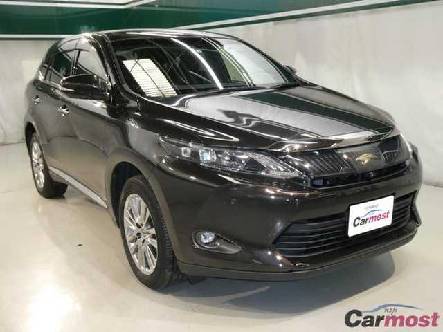2014 Toyota Harrier CN 01524690
