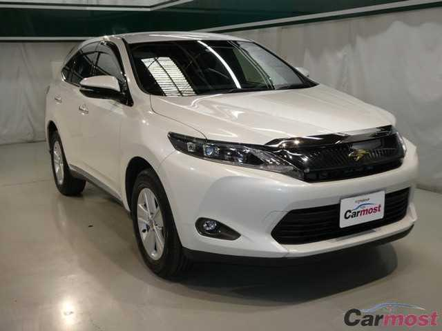 2015 Toyota Harrier CN 01525157