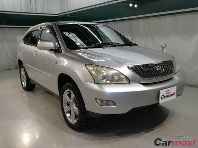 2006 Toyota Harrier CN 01816011