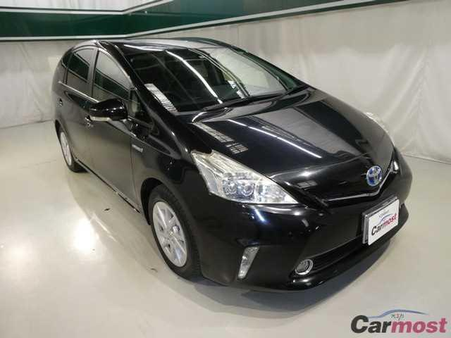 2012 Toyota Prius a CN 02032996 (Reserved)