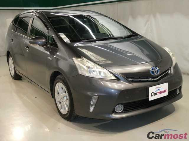 2012 Toyota Prius a 02033551