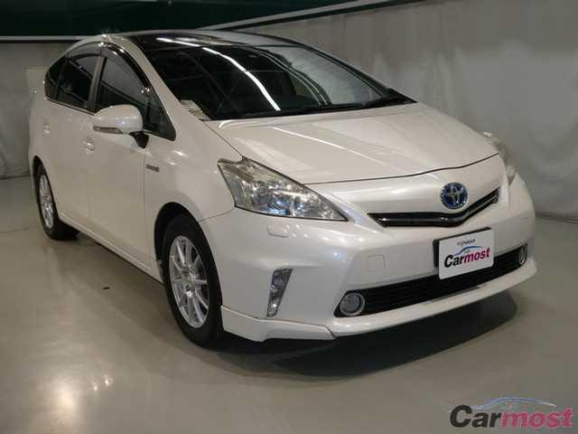2013 Toyota Prius a CN 02034361 (Reserved)