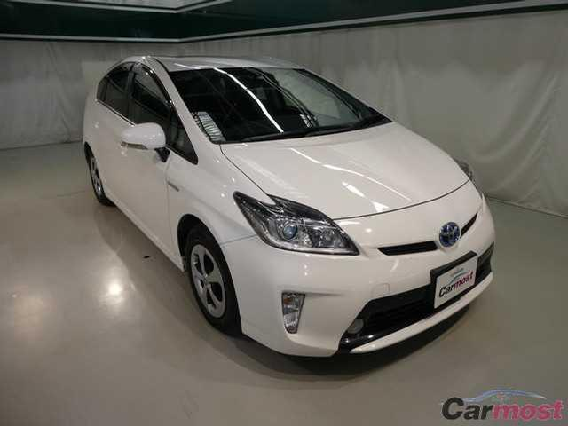 2012 Toyota Prius CN 02119609 (Reserved)