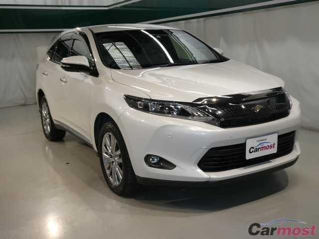 2014 Toyota Harrier CN 02357330