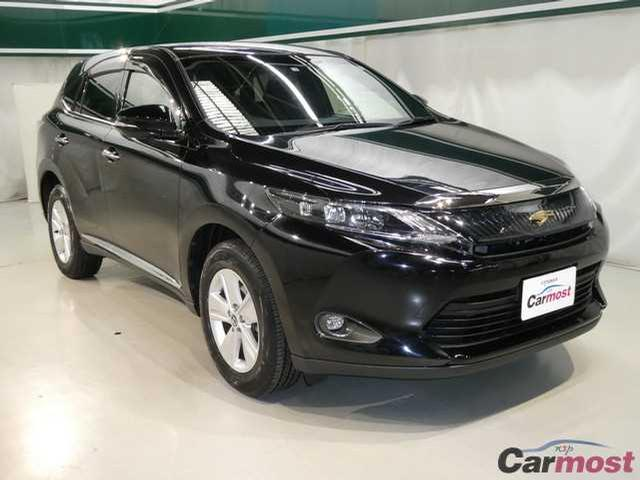 2014 Toyota Harrier CN 02423154
