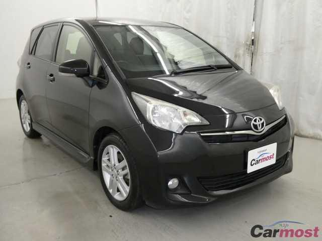 2014 Toyota Ractis CN 02423821 (Reserved)