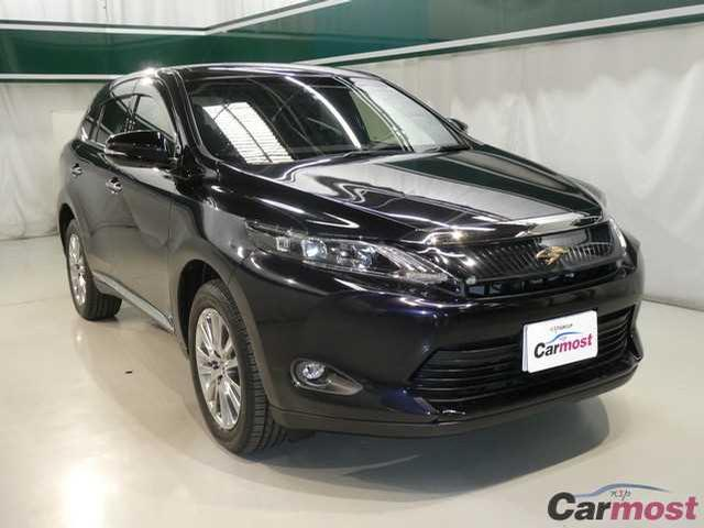 2015 Toyota Harrier CN 02523329
