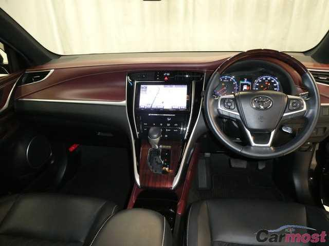 2015 Toyota Harrier CN 02523329 Sub15