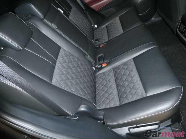 2015 Toyota Harrier CN 02523329 Sub24