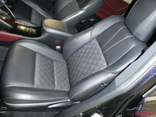 2015 Toyota Harrier CN 02523329 Sub26