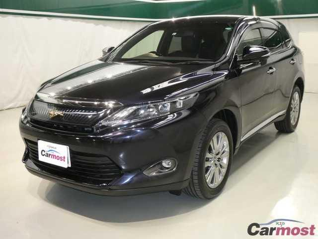 2015 Toyota Harrier CN 02523329 Sub2