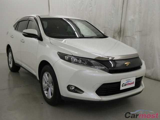 2014 Toyota Harrier CN 02523957