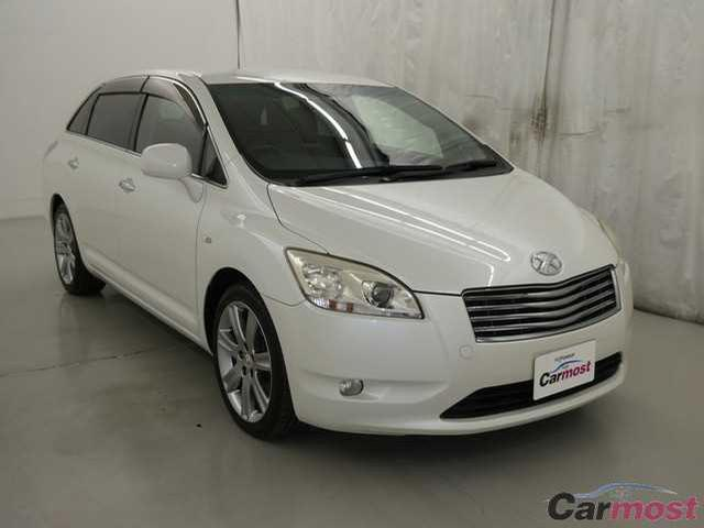2008 Toyota Mark X Zio CN 02524091 (Reserved)