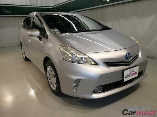 2012 Toyota Prius a CN 02627086 (Reserved)