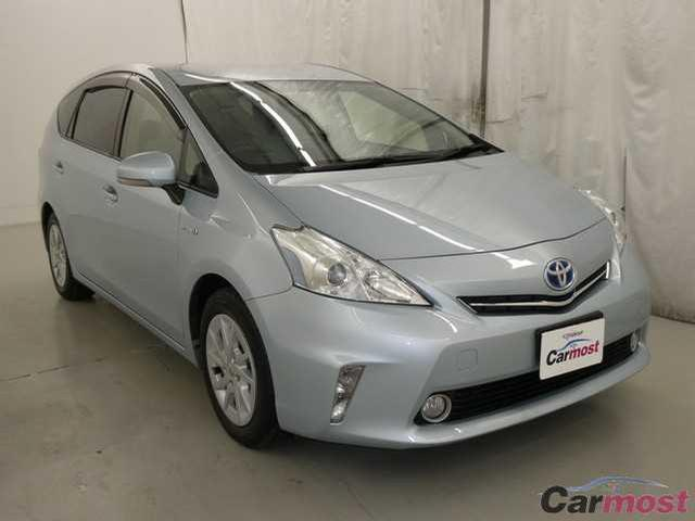 2012 Toyota Prius a CN 02845679 (Reserved)