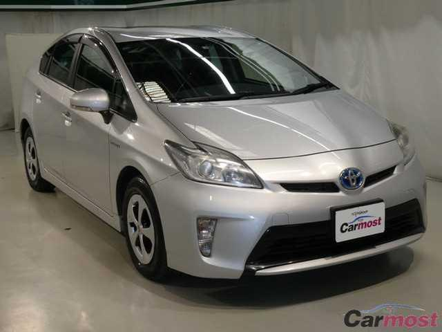 2012 Toyota Prius CN 02846217 (Reserved)