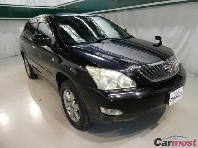 2010 Toyota Harrier CN 02926750