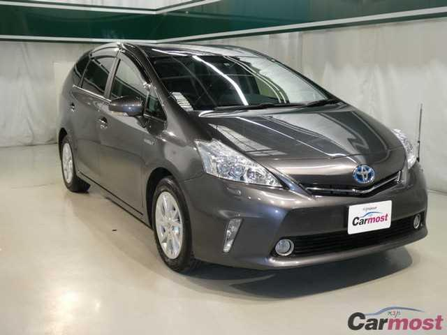 2012 Toyota Prius a CN 02927276 (Reserved)