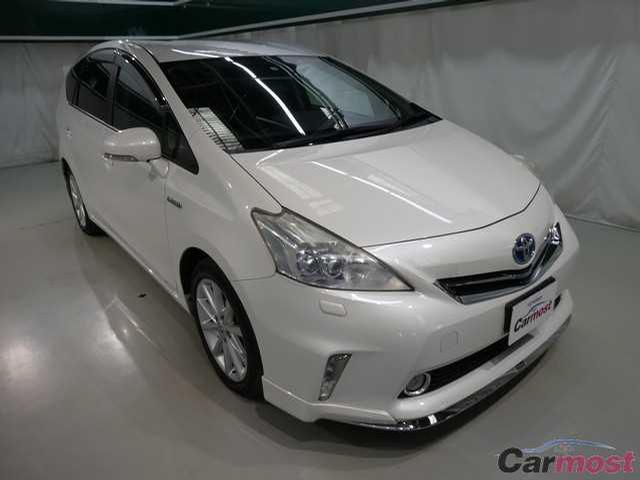 2011 Toyota Prius a CN 03025391 (Reserved)