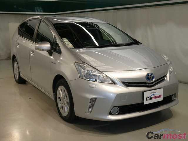 2012 Toyota Prius a 03645721