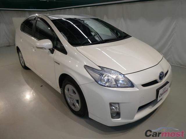 2011 Toyota Prius CN 03919685 (Reserved)