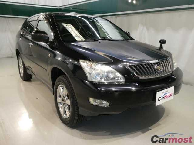 2007 Toyota Harrier CN 03920063