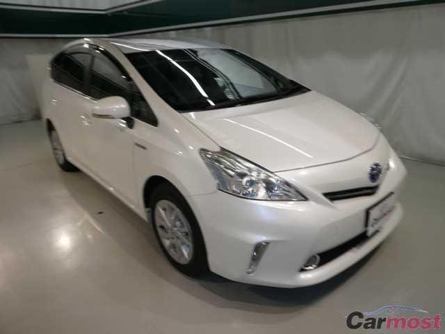 2014 Toyota Prius a CN 04081325 (Reserved)