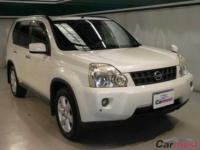 2009 Nissan X-Trail CN 04082259 (Reserved)