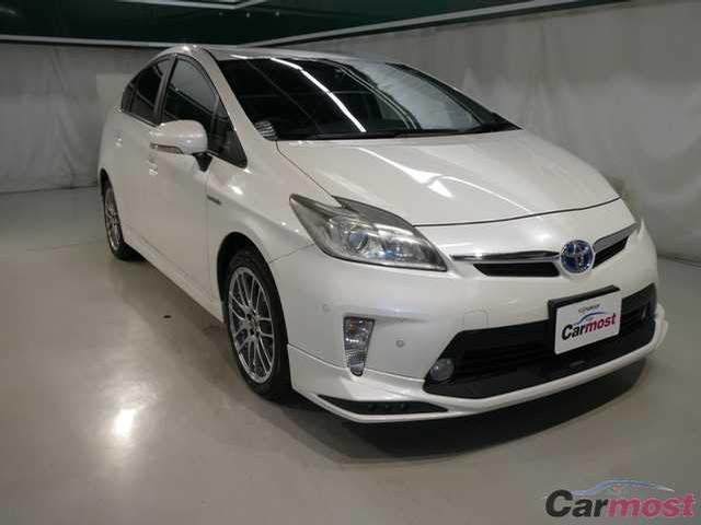 2012 Toyota Prius CN 04084006 (Reserved)