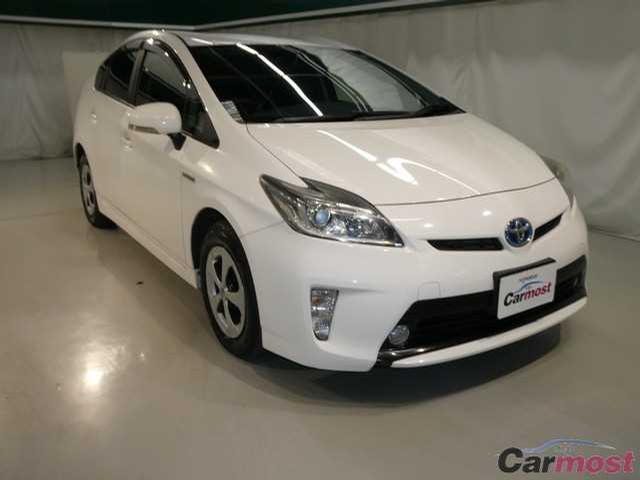 2012 Toyota Prius CN 04084189 (Reserved)
