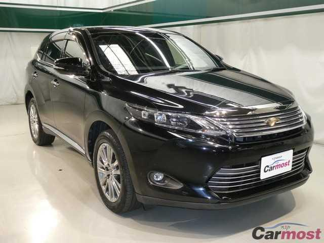 2014 Toyota Harrier CN 04085487 (Reserved)