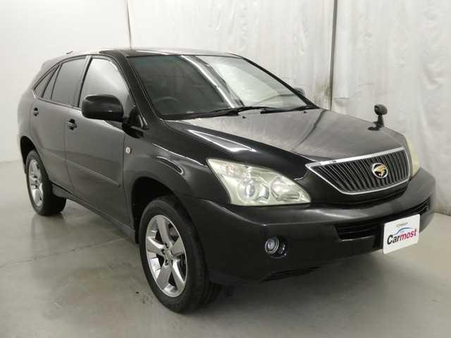 2007 Toyota Harrier Hybrid CN 04152214 (Reserved)