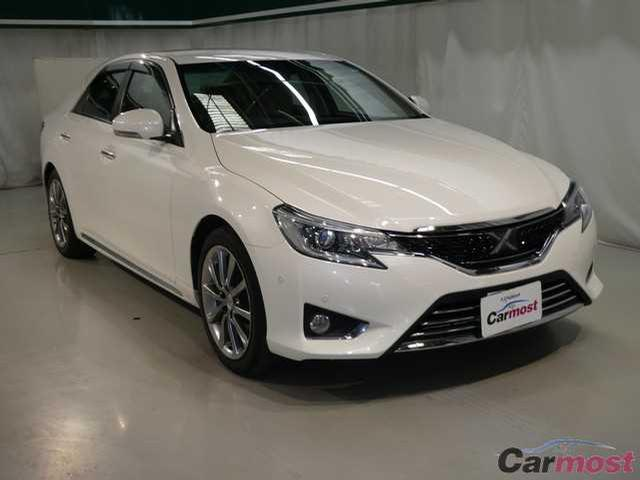2014 Toyota Mark X CN 04152362