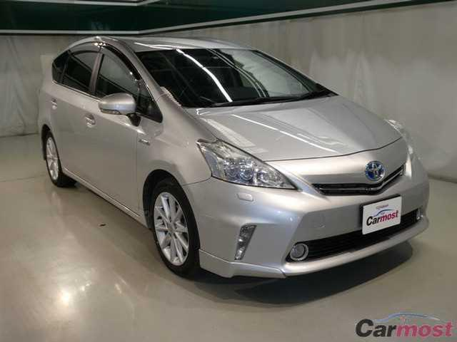 2012 Toyota Prius a CN 04153385 (Reserved)