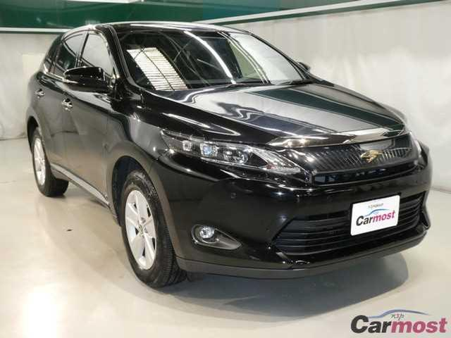 2014 Toyota Harrier CN 04387815 (Reserved)