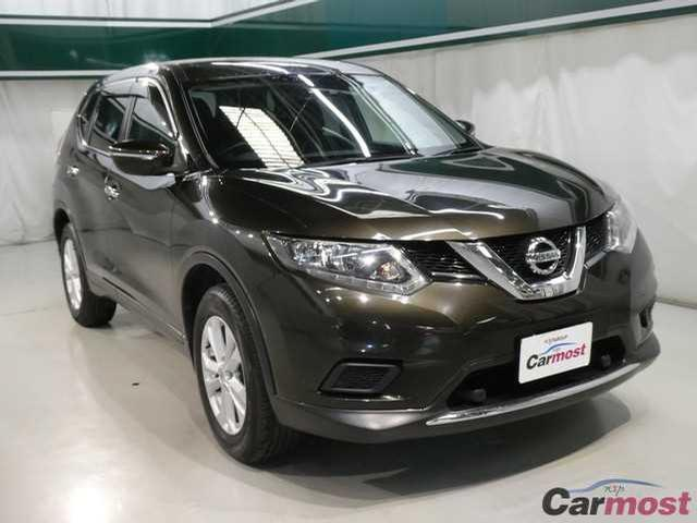 2014 Nissan X-Trail CN 04389061 (Reserved)