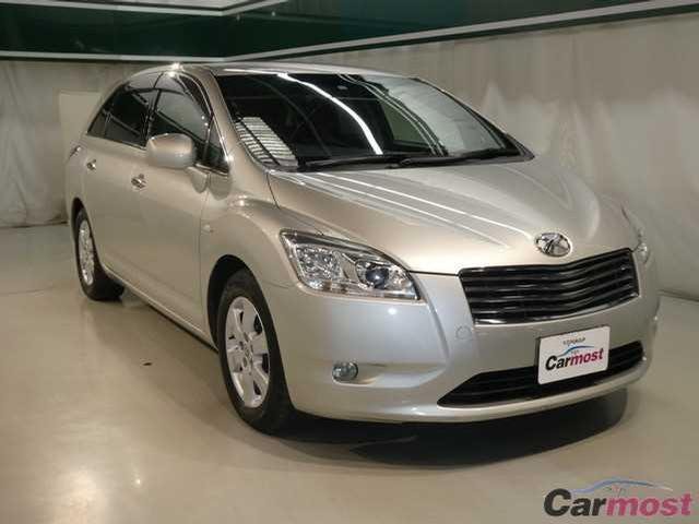 2008 Toyota Mark X Zio CN 04389176 (Reserved)