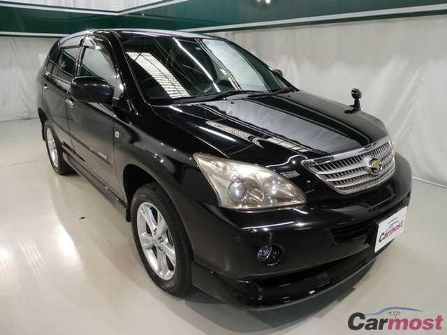 2008 Toyota Harrier Hybrid CN 04489430 (Reserved)
