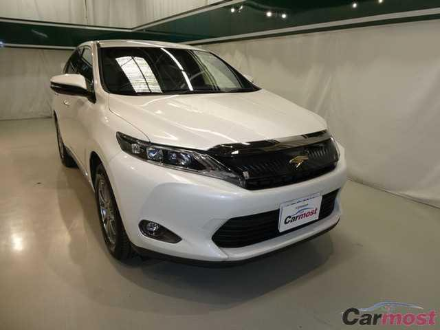 2014 Toyota Harrier CN 04489456