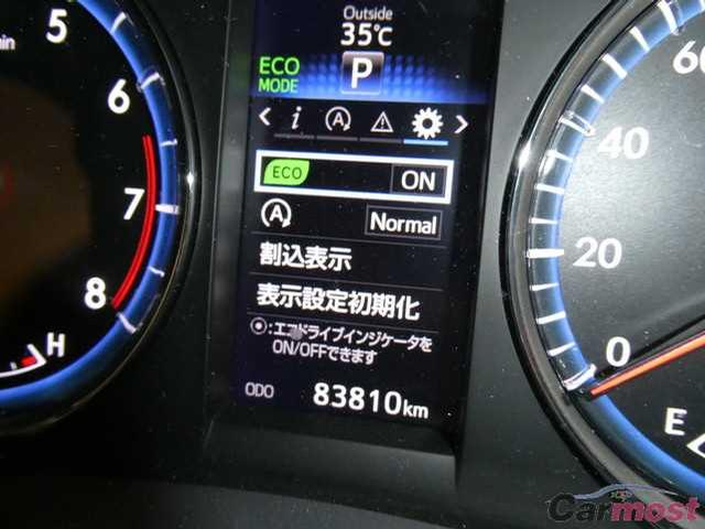 2014 Toyota Harrier CN 04489456 Sub11
