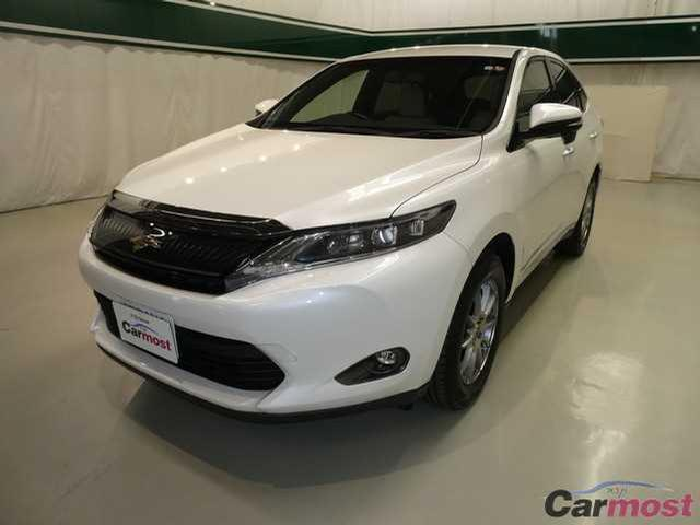 2014 Toyota Harrier CN 04489456 Sub1