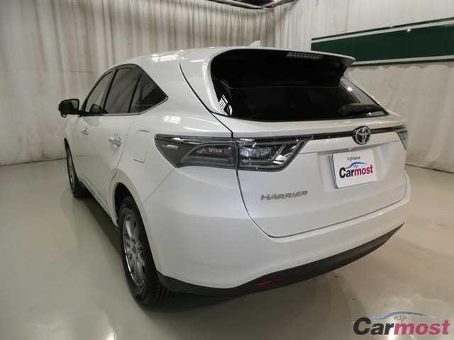 2014 Toyota Harrier CN 04489456 Sub3