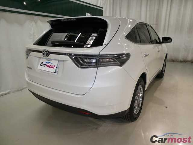 2014 Toyota Harrier CN 04489456 Sub5