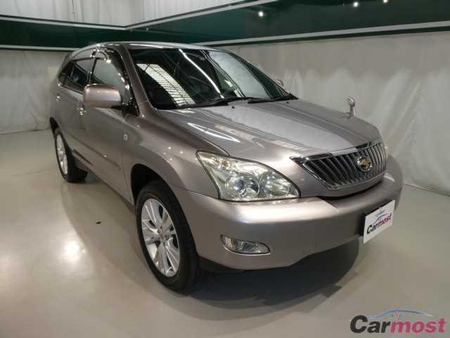 2007 Toyota Harrier CN 04489863 (Reserved)