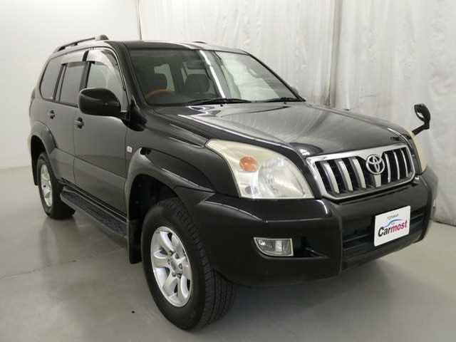 2006 Toyota Land Cruiser Prado CN 04490357 (Reserved)