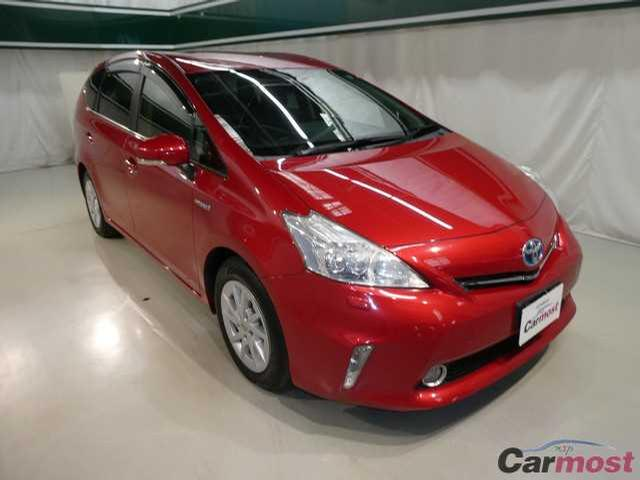 2012 Toyota Prius a CN 04534184 (Reserved)