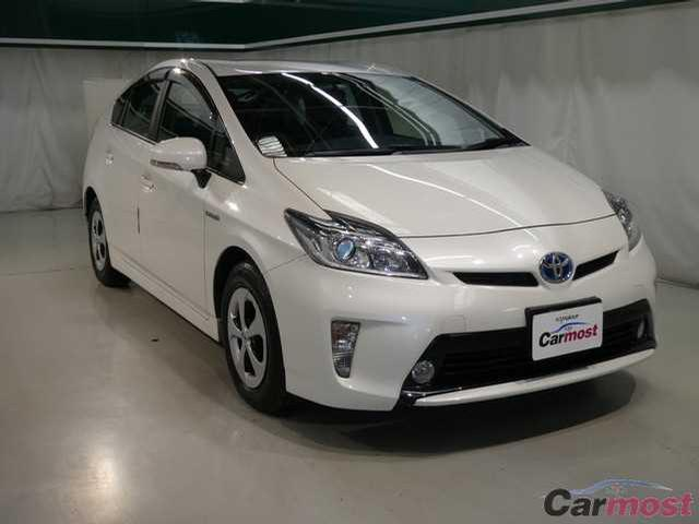2014 Toyota Prius CN 04534818 (Reserved)
